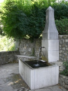 Fontaine de l'Amour